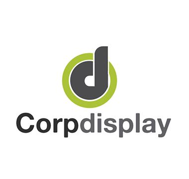 Logotipo de Corpdisplay