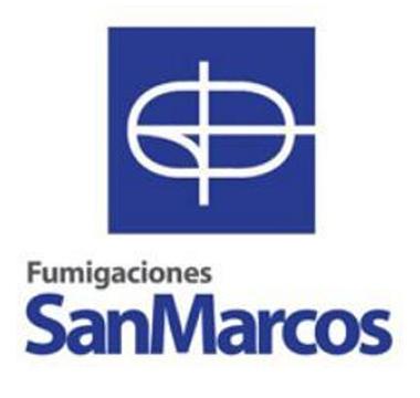 Logotipo de Fumigadora San Marcos
