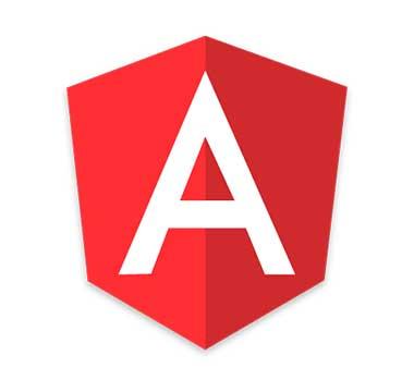 Logotipo de Angular